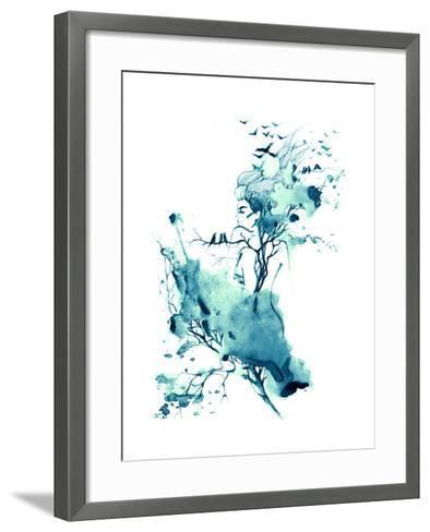 Nature-okalinichenko-Framed Art Print