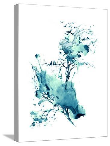 Nature-okalinichenko-Stretched Canvas Print
