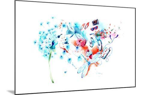 Summer-okalinichenko-Mounted Art Print