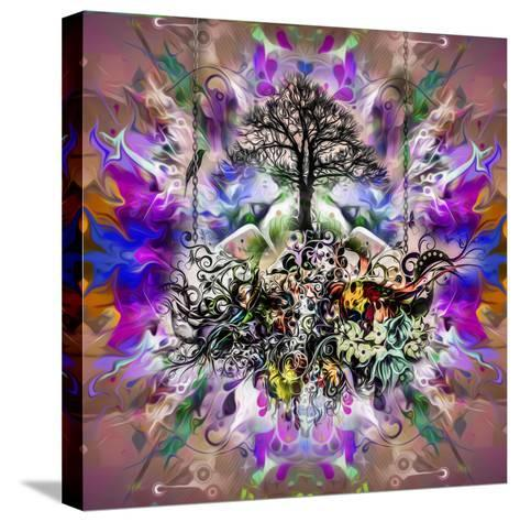 Tree-reznik_val-Stretched Canvas Print