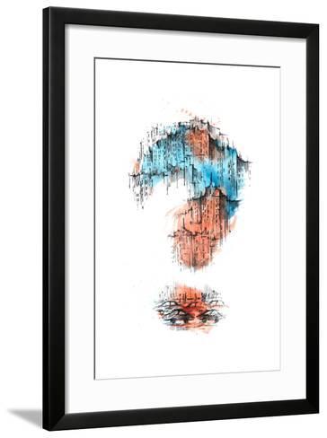 Urban Plot-okalinichenko-Framed Art Print