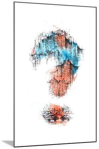 Urban Plot-okalinichenko-Mounted Art Print