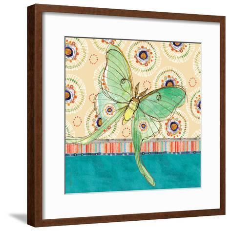 Luna Moth-Robbin Rawlings-Framed Art Print