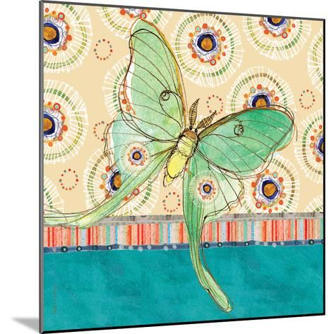 Luna Moth-Robbin Rawlings-Mounted Art Print