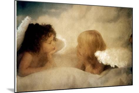 Angels Talking-Betsy Cameron-Mounted Art Print