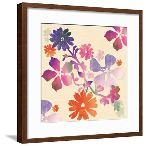Spring Floral-Bee Sturgis-Framed Art Print