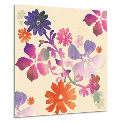 Spring Floral-Bee Sturgis-Metal Print