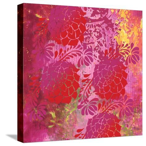Boho Summer Boutique-Bee Sturgis-Stretched Canvas Print