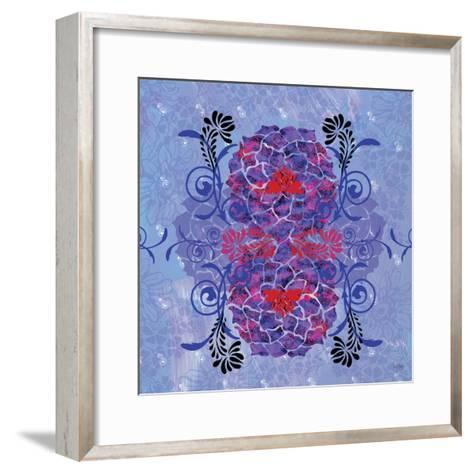 Boho Floral Boutique-Bee Sturgis-Framed Art Print