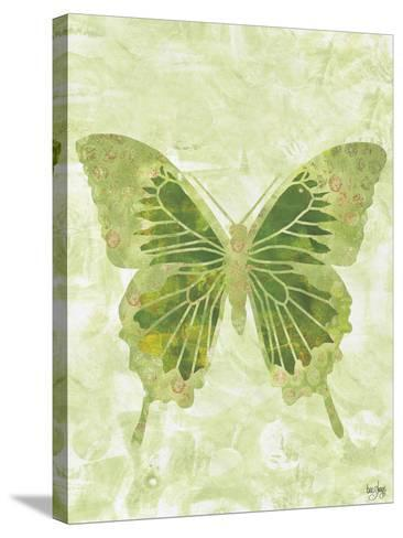 Large Butterfly-Bee Sturgis-Stretched Canvas Print