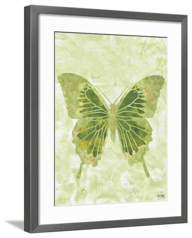 Large Butterfly-Bee Sturgis-Framed Art Print