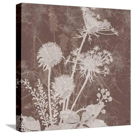Floral Dusk 2-Bee Sturgis-Stretched Canvas Print
