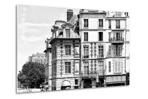 Paris Focus - French Architecture-Philippe Hugonnard-Metal Print
