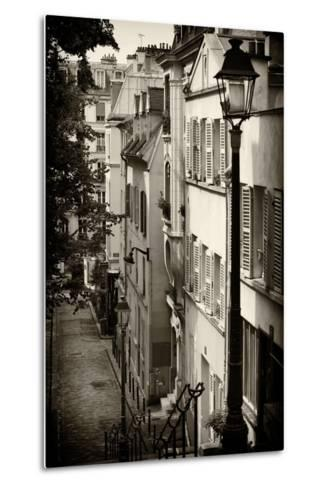 Paris Focus - Paris Montmartre-Philippe Hugonnard-Metal Print
