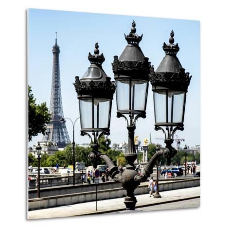 Paris Focus - Paris Je T'aime-Philippe Hugonnard-Metal Print