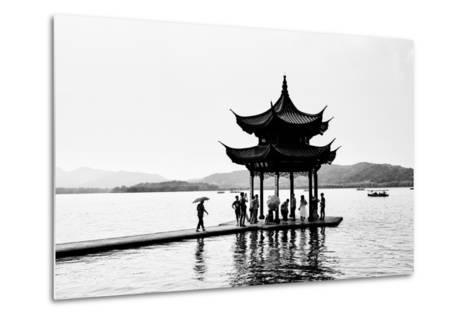 China 10MKm2 Collection - Water Pavilion-Philippe Hugonnard-Metal Print