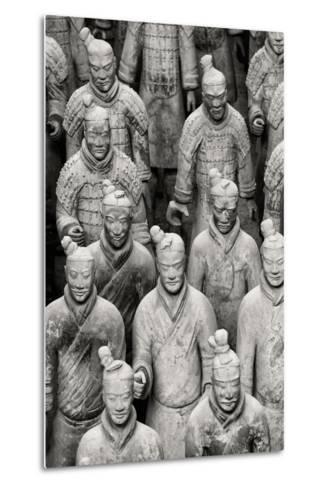 China 10MKm2 Collection - Terracotta Warriors-Philippe Hugonnard-Metal Print
