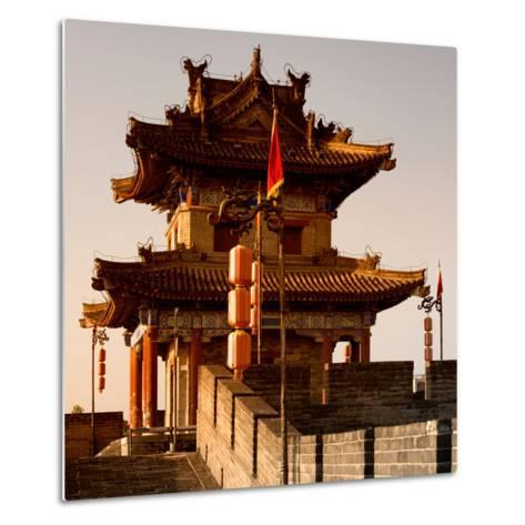 China 10MKm2 Collection - Xi'an Architecture-Philippe Hugonnard-Metal Print
