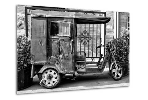 China 10MKm2 Collection - Tricycle-Philippe Hugonnard-Metal Print