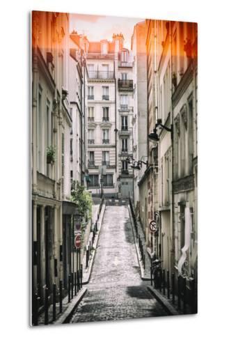 Paris Focus - Paris Montmartre-Philippe Hugonnard-Metal Print