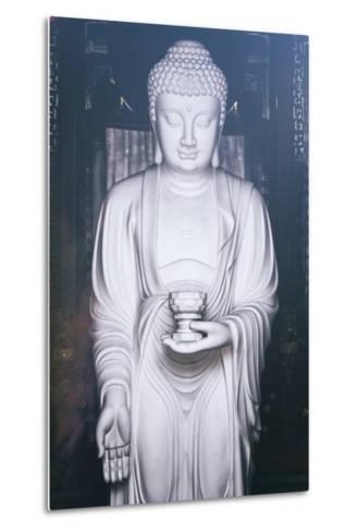 China 10MKm2 Collection - White Buddha-Philippe Hugonnard-Metal Print