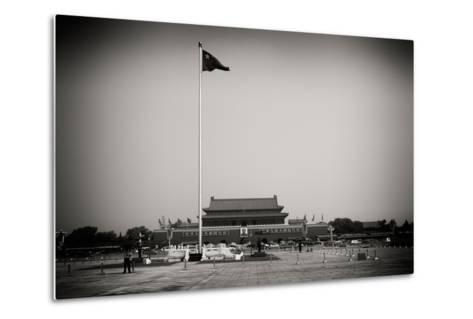 China 10MKm2 Collection - Tiananmen Square-Philippe Hugonnard-Metal Print