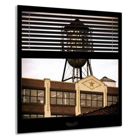 View from the Window - Brooklyn-Philippe Hugonnard-Metal Print