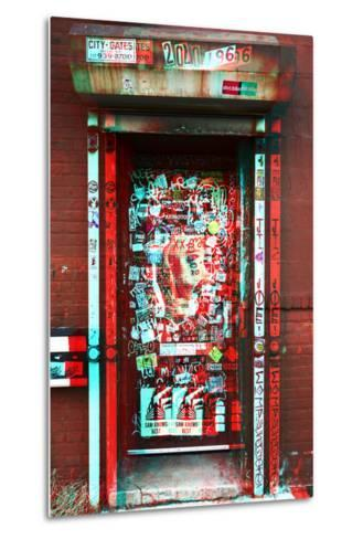 After Twitch NYC - City Gate-Philippe Hugonnard-Metal Print
