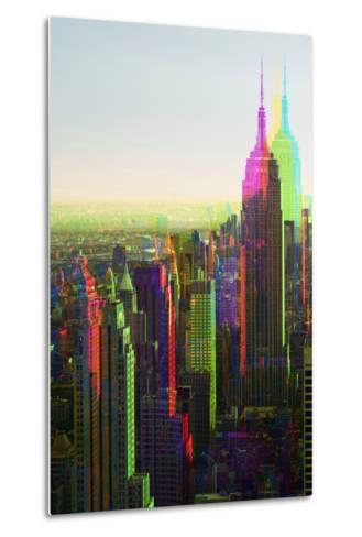 After Twitch NYC - Empire State Building-Philippe Hugonnard-Metal Print
