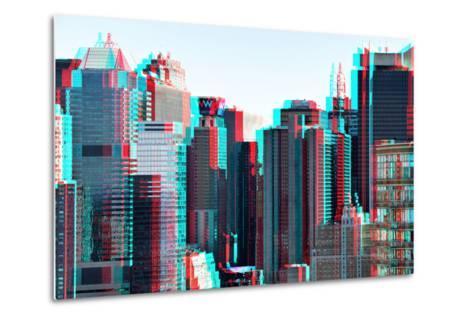 After Twitch NYC - Manhattan-Philippe Hugonnard-Metal Print