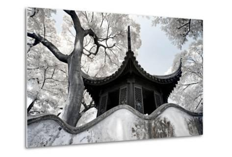 China 10MKm2 Collection - Another Look - Temple-Philippe Hugonnard-Metal Print