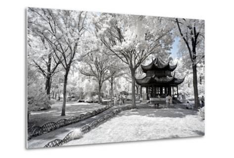 China 10MKm2 Collection - Another Look - Temple Park-Philippe Hugonnard-Metal Print