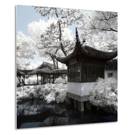 China 10MKm2 Collection - Another Look - Temple Lake-Philippe Hugonnard-Metal Print