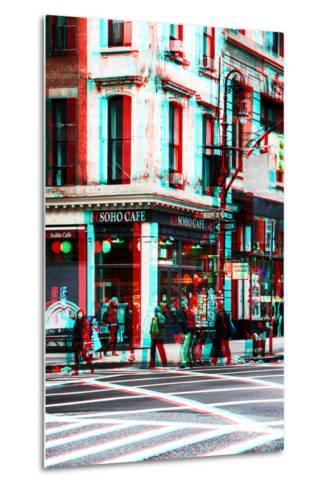 After Twitch NYC - Soho-Philippe Hugonnard-Metal Print