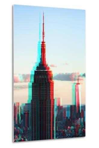 After Twitch NYC - Towers-Philippe Hugonnard-Metal Print