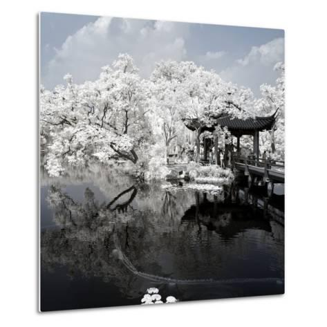 China 10MKm2 Collection - Another Look - View of the Temple-Philippe Hugonnard-Metal Print