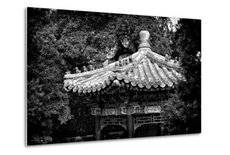 China 10MKm2 Collection - Chinese Architecture-Philippe Hugonnard-Metal Print