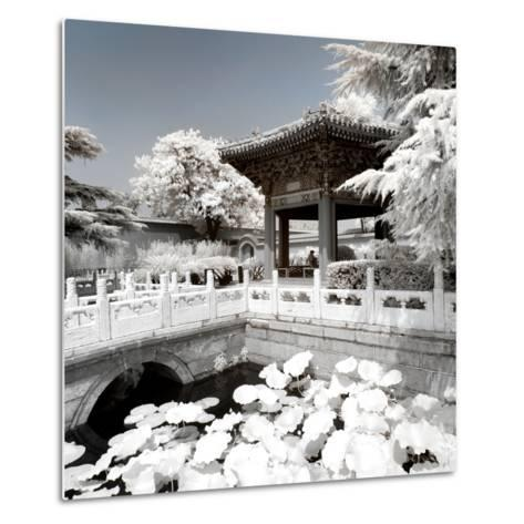 China 10MKm2 Collection - Another Look - Lotus Temple-Philippe Hugonnard-Metal Print