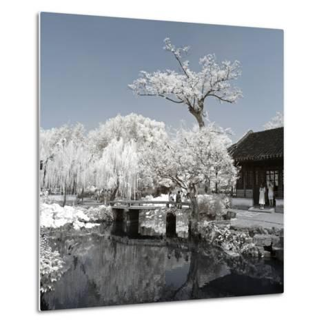 China 10MKm2 Collection - Another Look - Lotus Park-Philippe Hugonnard-Metal Print