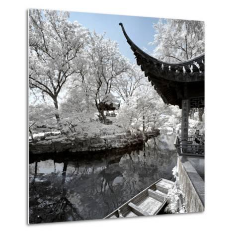 China 10MKm2 Collection - Another Look - Boat Trip-Philippe Hugonnard-Metal Print