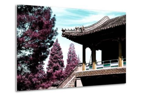 China 10MKm2 Collection - Architectural Temple-Philippe Hugonnard-Metal Print