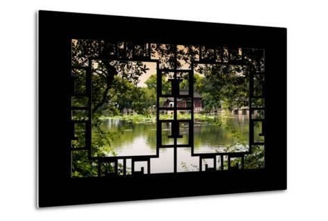 China 10MKm2 Collection - Asian Window - Chinese Natural Landscape-Philippe Hugonnard-Metal Print
