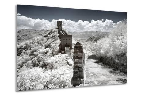 China 10MKm2 Collection - Another Look - Great Wall of China-Philippe Hugonnard-Metal Print