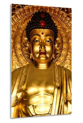China 10MKm2 Collection - Buddha-Philippe Hugonnard-Metal Print