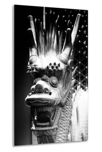 China 10MKm2 Collection - Detail of Dragon-Philippe Hugonnard-Metal Print