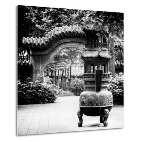 China 10MKm2 Collection - Chinese Brazier-Philippe Hugonnard-Metal Print
