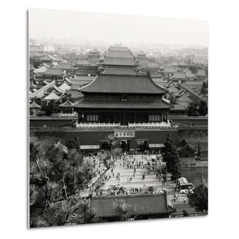 China 10MKm2 Collection - Forbidden City - Beijing-Philippe Hugonnard-Metal Print
