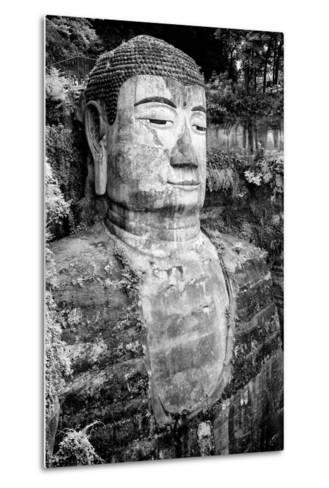 China 10MKm2 Collection - Giant Buddha of Leshan-Philippe Hugonnard-Metal Print