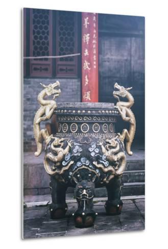 China 10MKm2 Collection - Dragon Incense-Philippe Hugonnard-Metal Print
