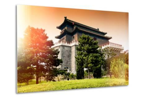 China 10MKm2 Collection - Instants Of Series - Chinese Architecture-Philippe Hugonnard-Metal Print